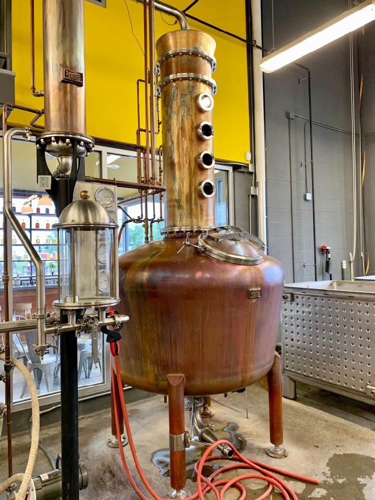 Nashville Craft Distillery - The Still