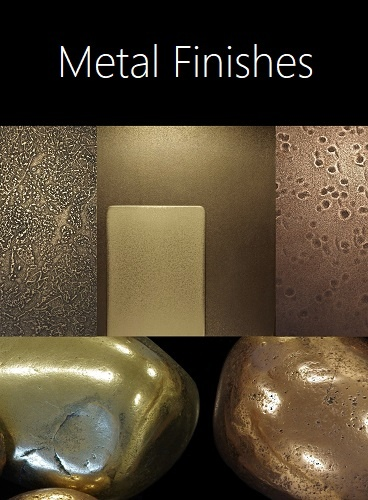 Artistic Metals unique metal finishes and coatings.