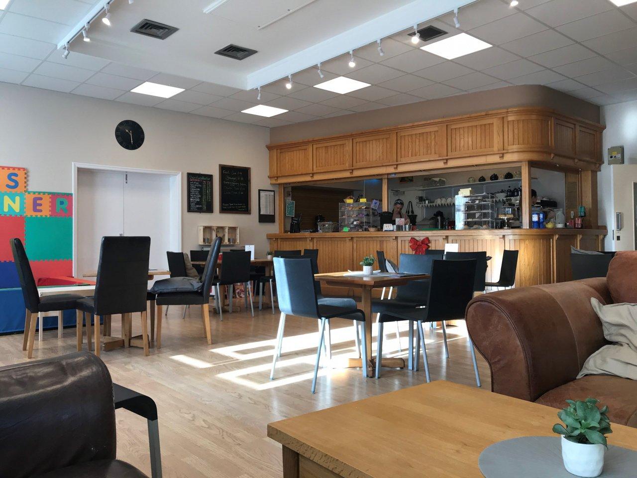 Thurst Cafe