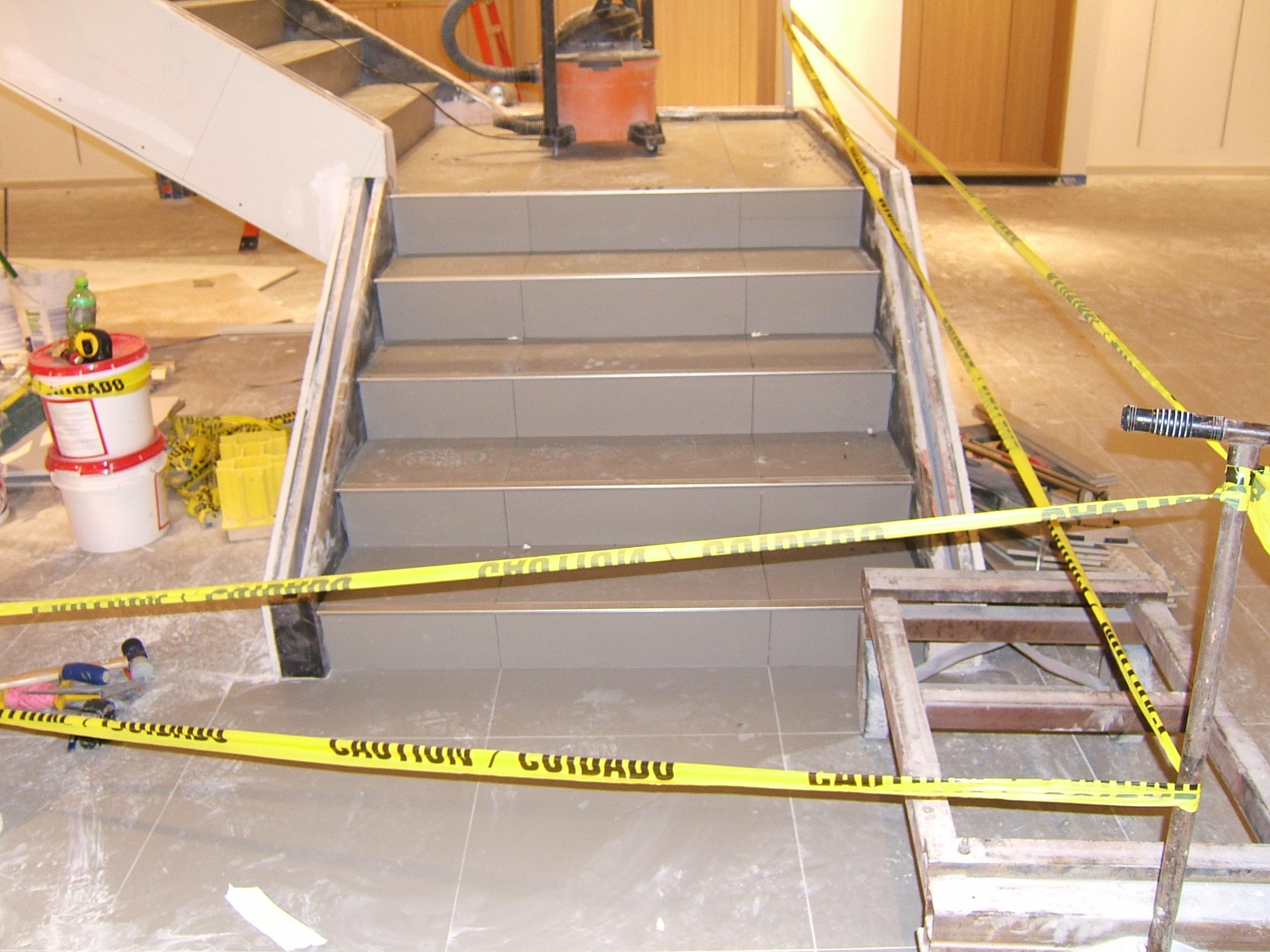 H&M - Stairs
