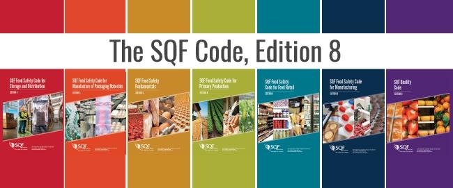 Implementación del Codigo SQF, Edición 8