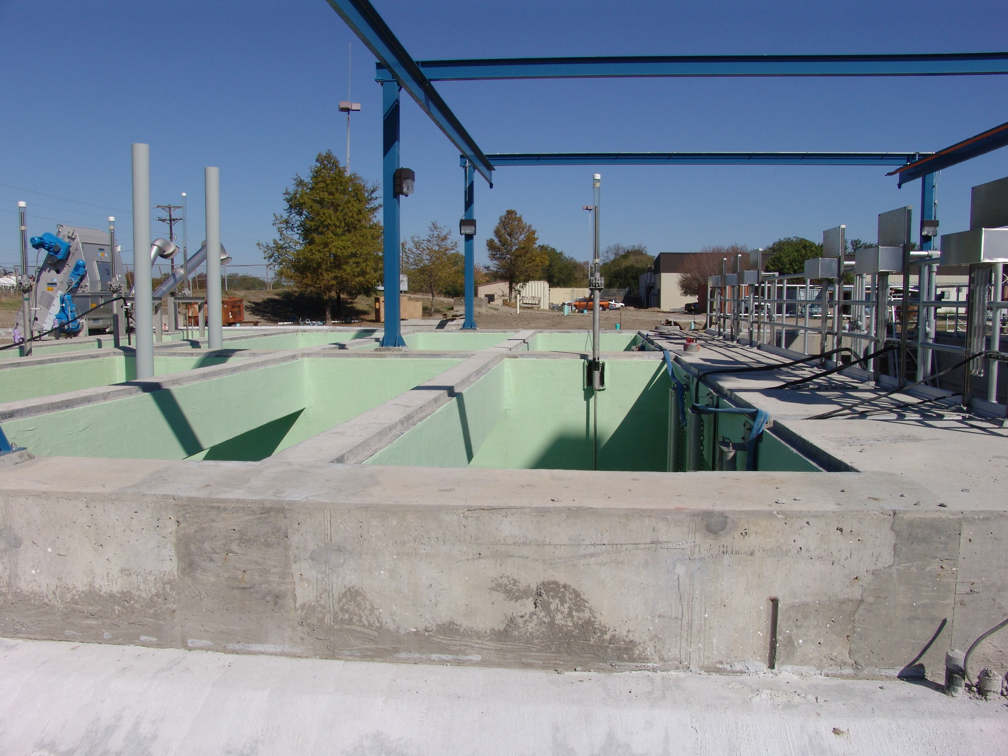 City of Greenville Wastewater Reclamation Facility 2010