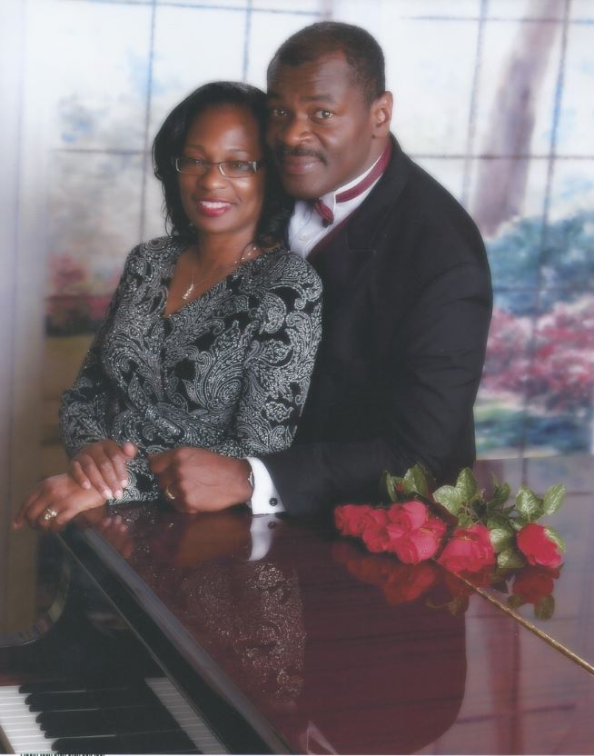 Pastor Gregory and Sister Lynette
