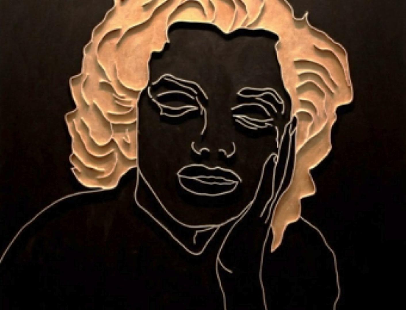 Marilyn by Lee Waisler