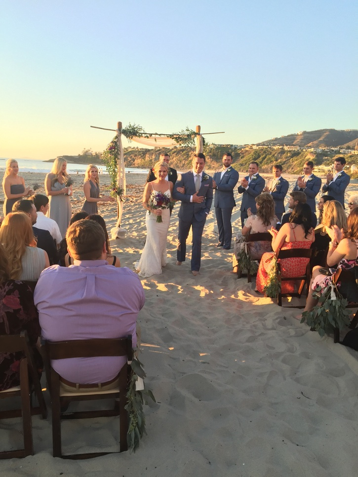 Salt Creek Beach Ceremony