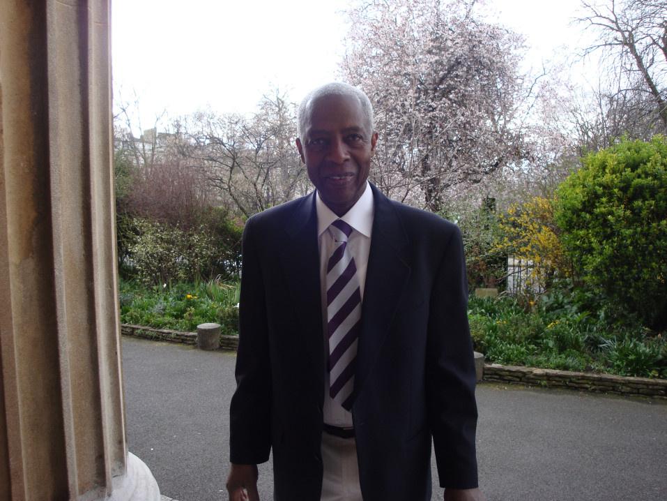 Mr Olu Coker