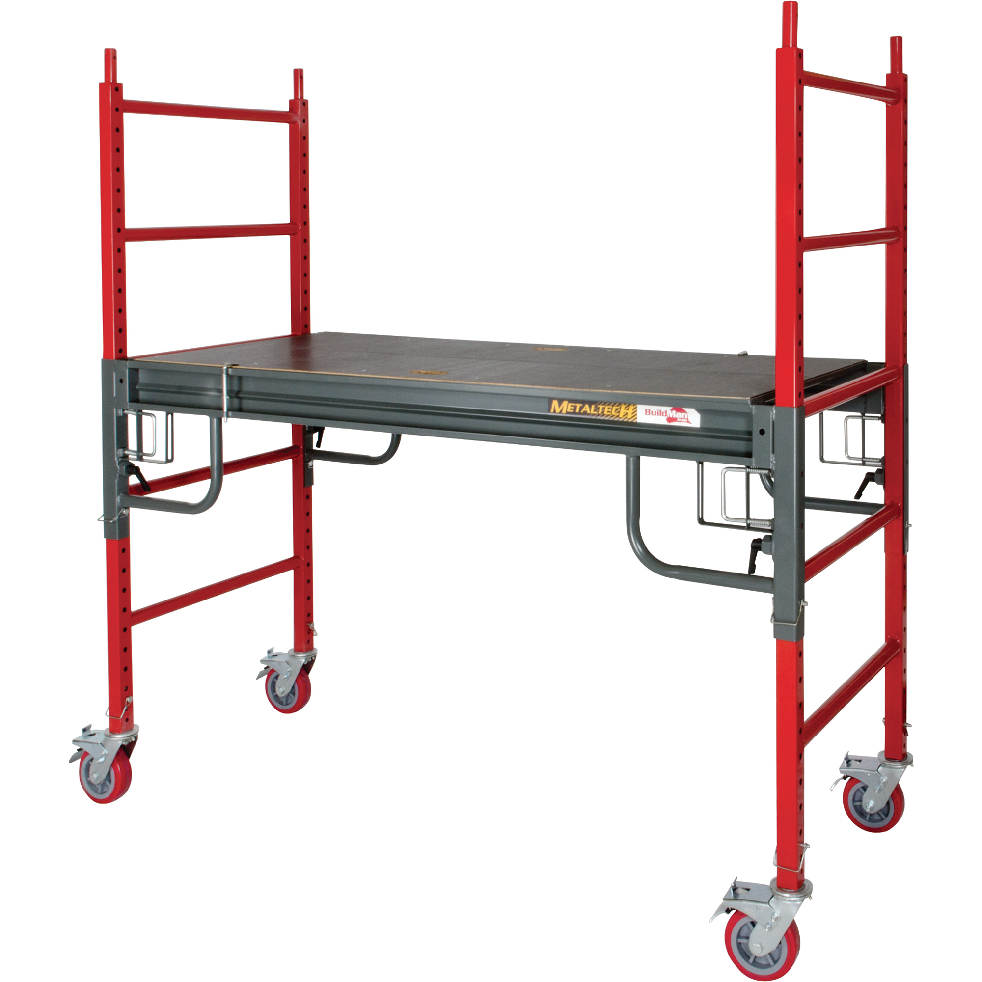 6' Bakers Scaffolding (1500lb rating) $15/half $25/day $75/week