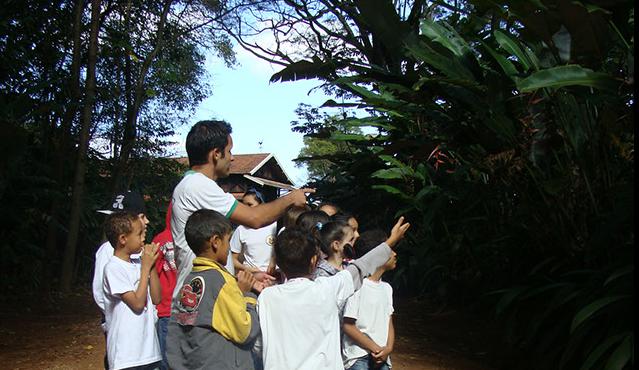 objetivo das atividade de educação ambiental