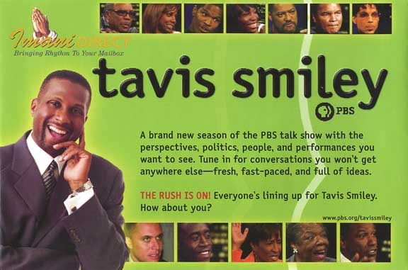 Tavis Smiley Envelope