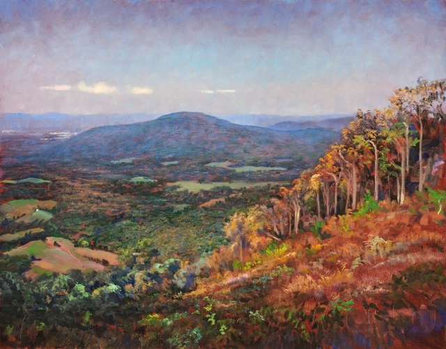 Kushnir, Blue Ridge