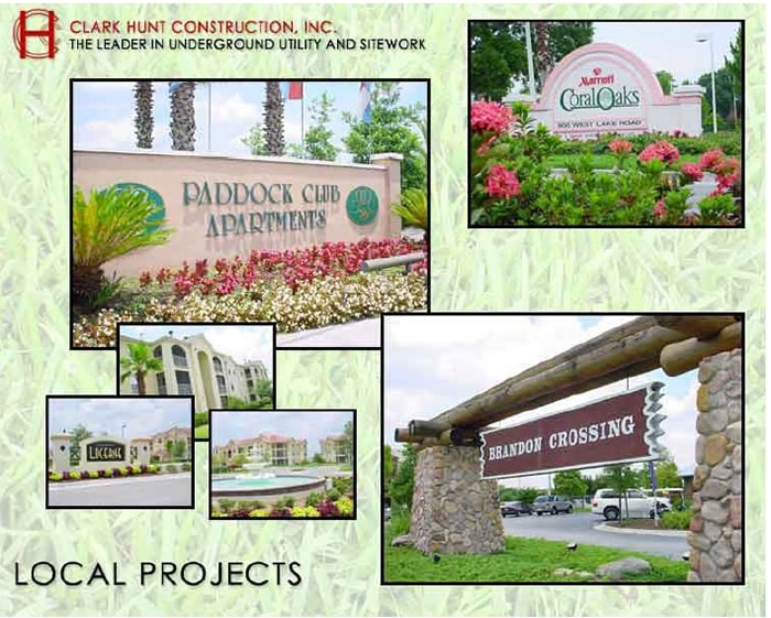 Local Construction Projects