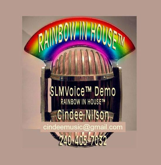 Rainbow in House