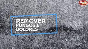 REMOVER FUNGOS E BOLETOS