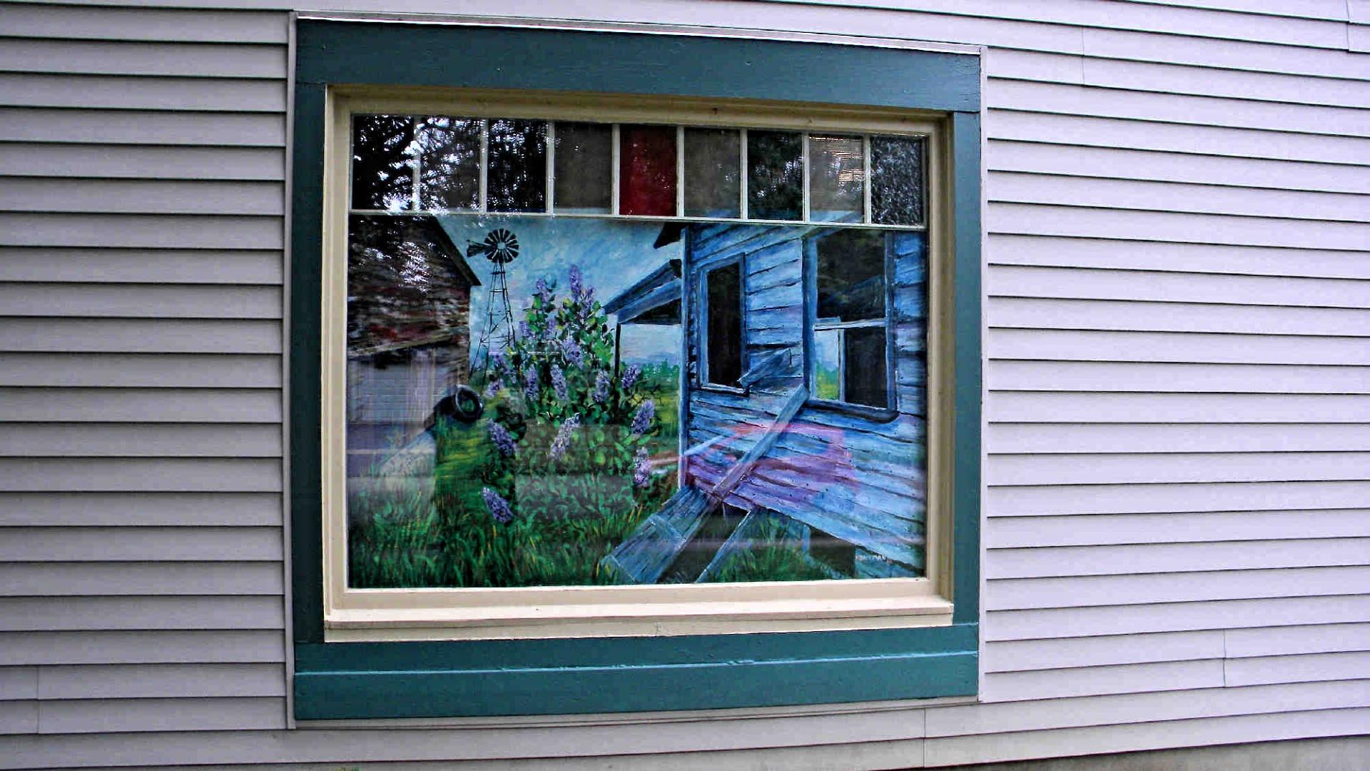 MY GARAGE WINDOW GALLERY