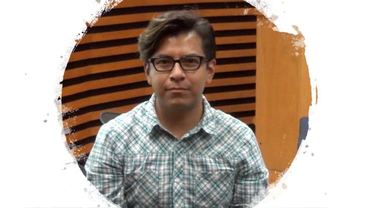 Mauricio Moreno Instructor e informante de LSM