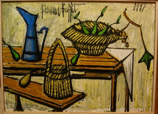 Still Life With Two Baskets