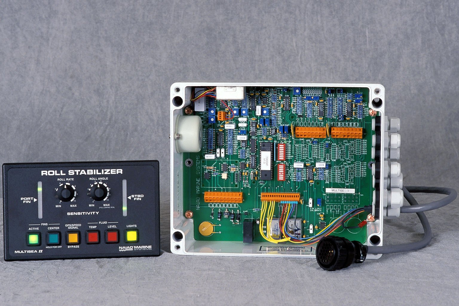 Naiad Multisea II ECU & User Panel