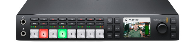 Seamless Switcher Hire