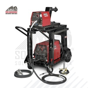 INVERTEC® V350 PRO SOLDADORA MULTIPROCESOS (MODELO FACTORY) READY-PAK® Lincoln Electric's Invertec V350-Pro LF-72 Ready-Pak welding package K2437-2