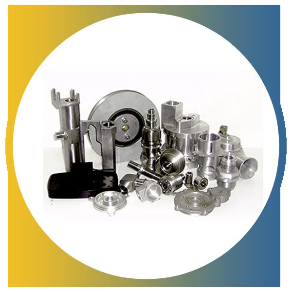 Bulk Machine Parts