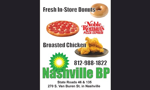 Nashville BP Advertisement