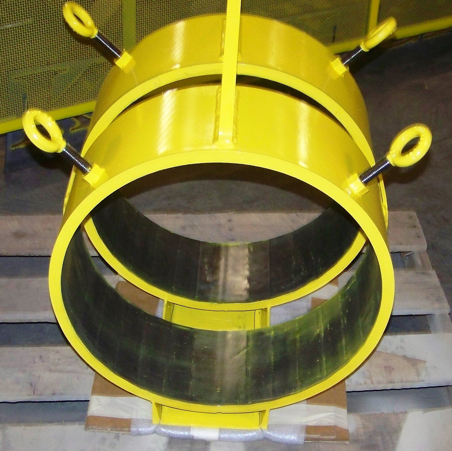 Billet Puller Lifting Device for Aluminum Extrusions