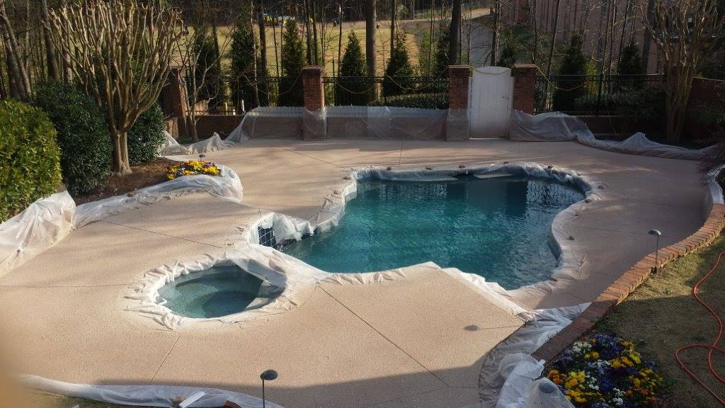 Pool Maintenance 3
