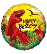 Birthday Dinosaur No16