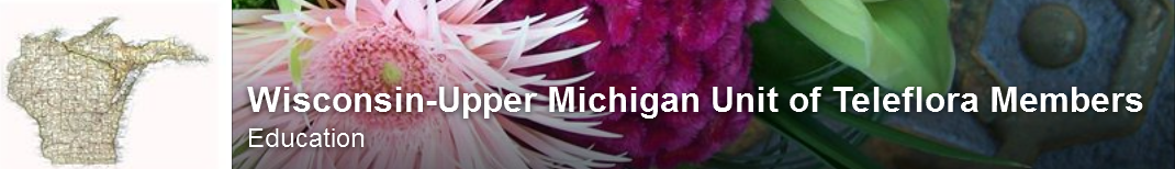 Wisconsin-Upper Michigan Unit of Teleflora Members