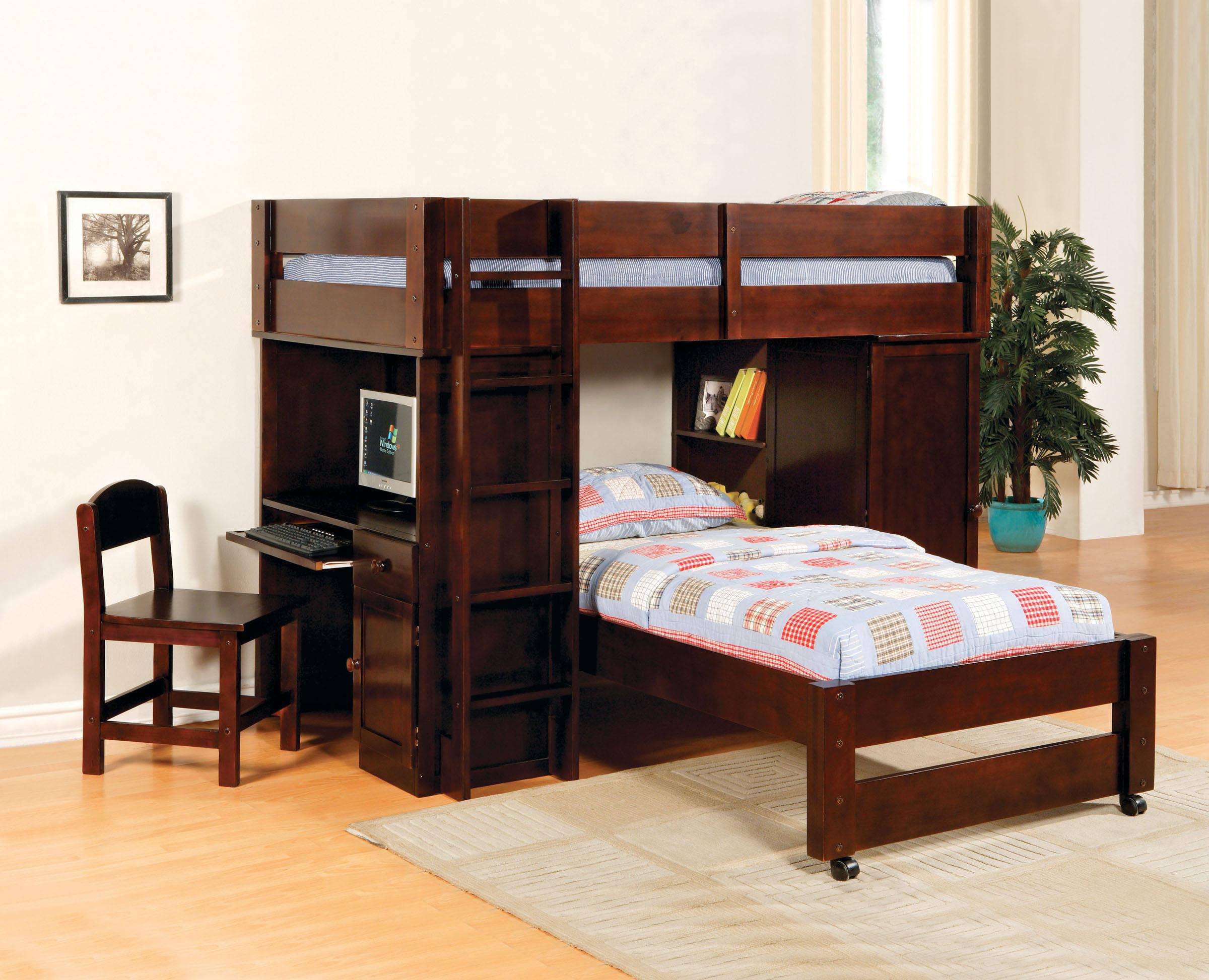 Harford Bunk Bed (P.O CM-BK529)
