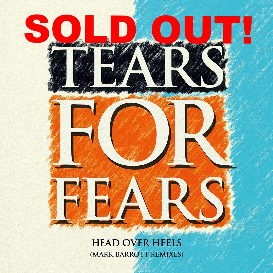 Tears For Fears - 'Head Over Heels (Mark Barrott Remixes)'