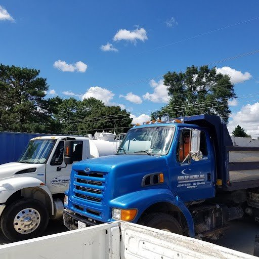Hauling Material and Septic  Pumping