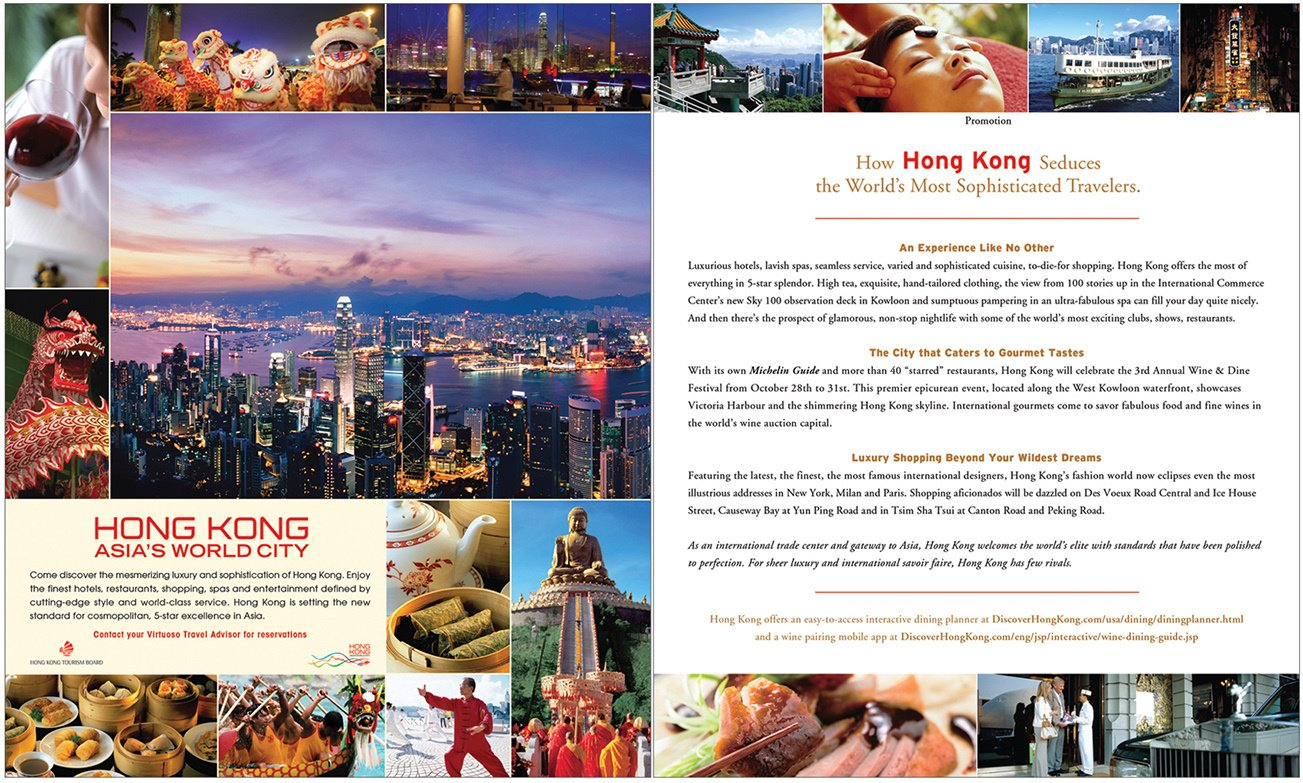 Hong Kong Seduces the World's Most Sophisticated Travelers