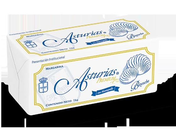 39  |  Asturias Premium Bizcocho Caja de 10 kg (10 barras de 1 kg)