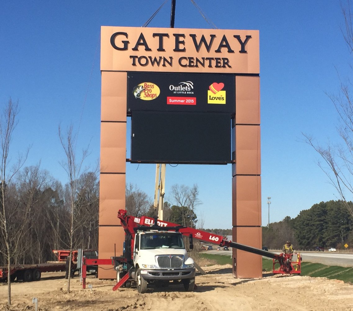 Gateway Town Center  Little Rock, AR
