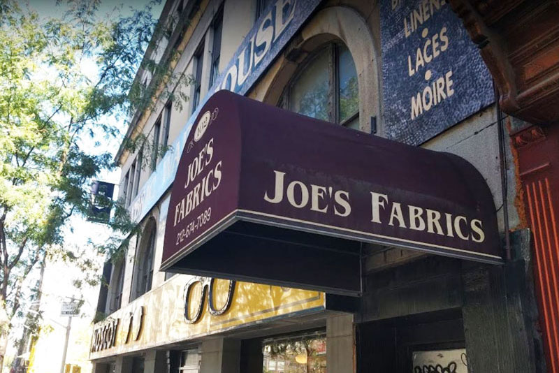 Joe's Fabrics