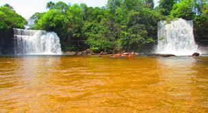 Cachoeiras Gêmeas do Itapecuru