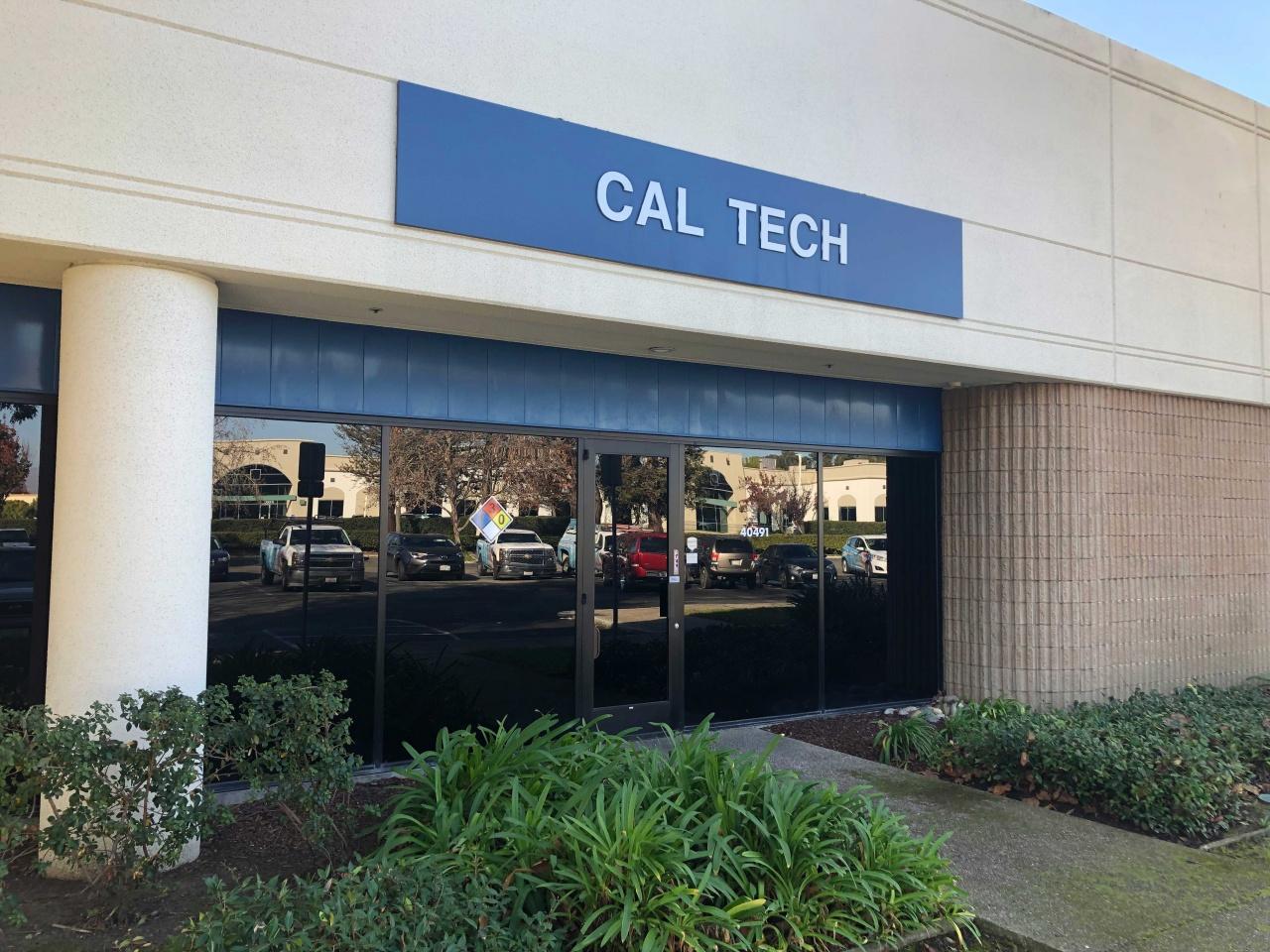 CAL TECH office