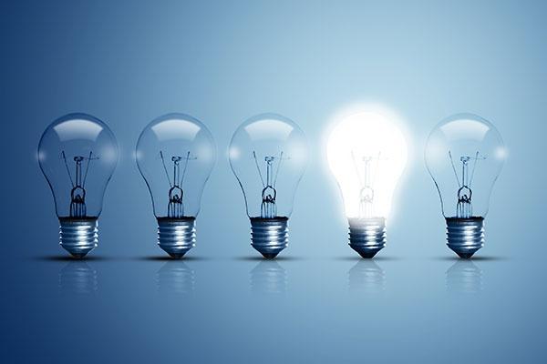 Five Bulbs