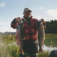 Aleutian Islands Alaska My Salmon Limit