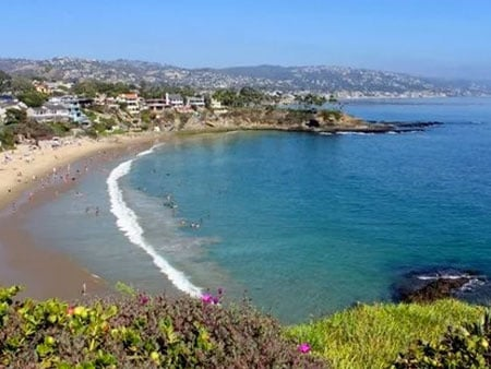 Crescent Bay Park Laguna Beach Cove