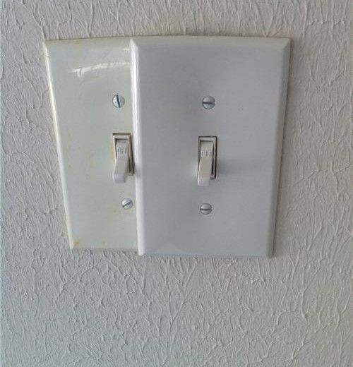 Failed Electrical Outlet