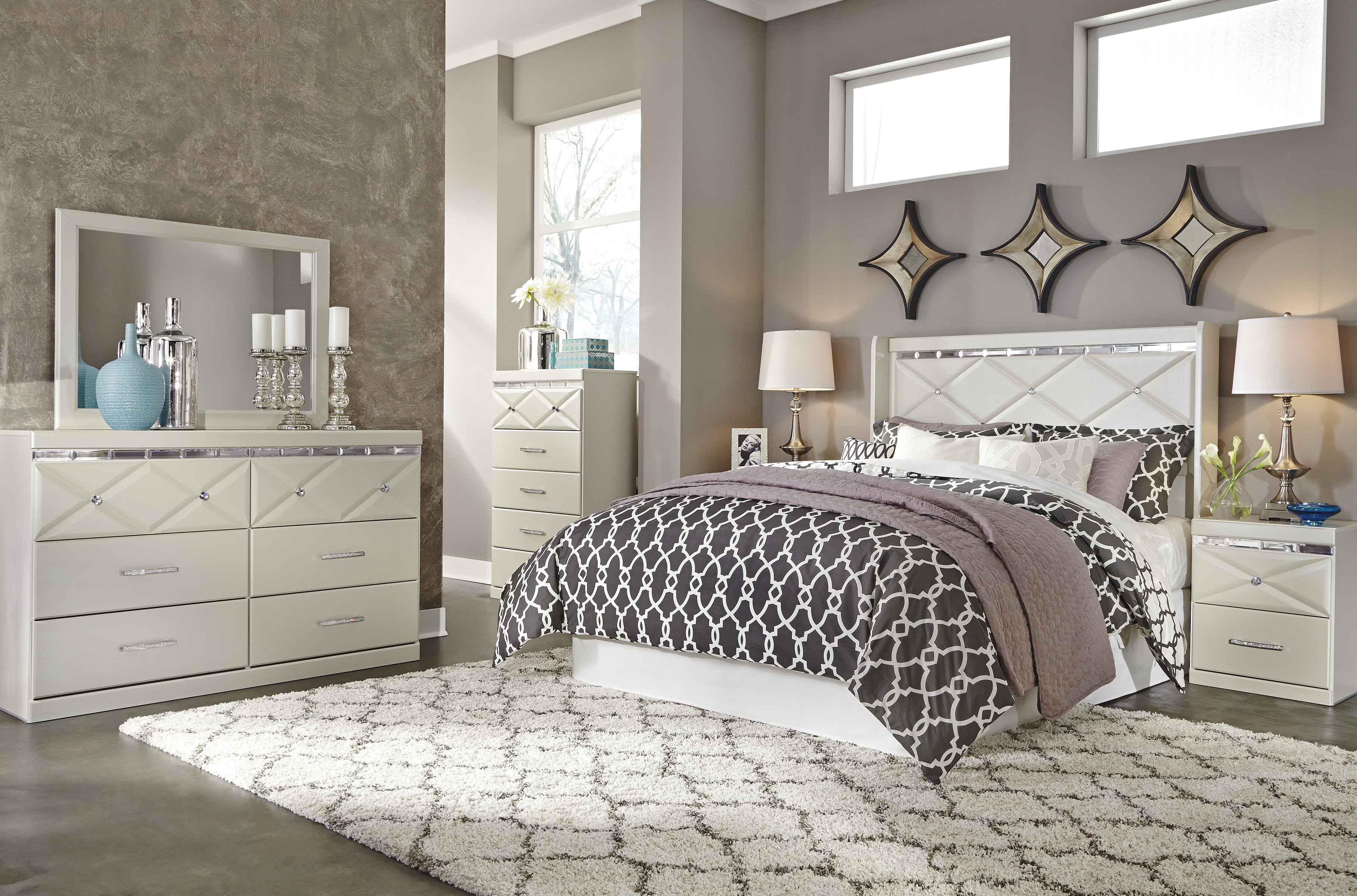 B-351 Dreamur Bedroom Set