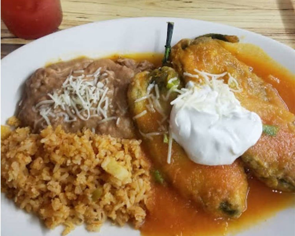 Taqueria Meal with Rice