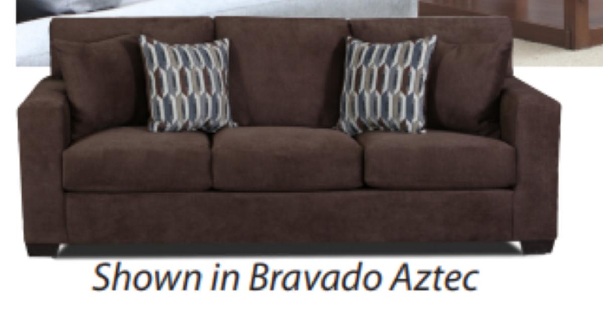 9500 Aztec Sofa and Love