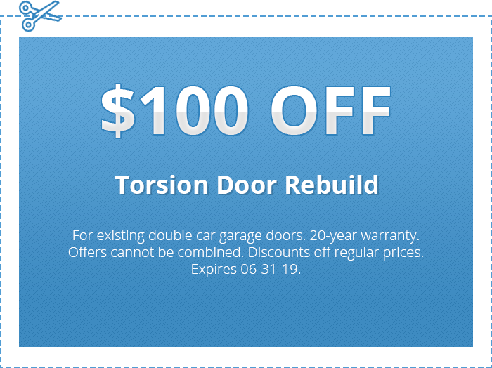 $100 Off - Budget Garage Doors