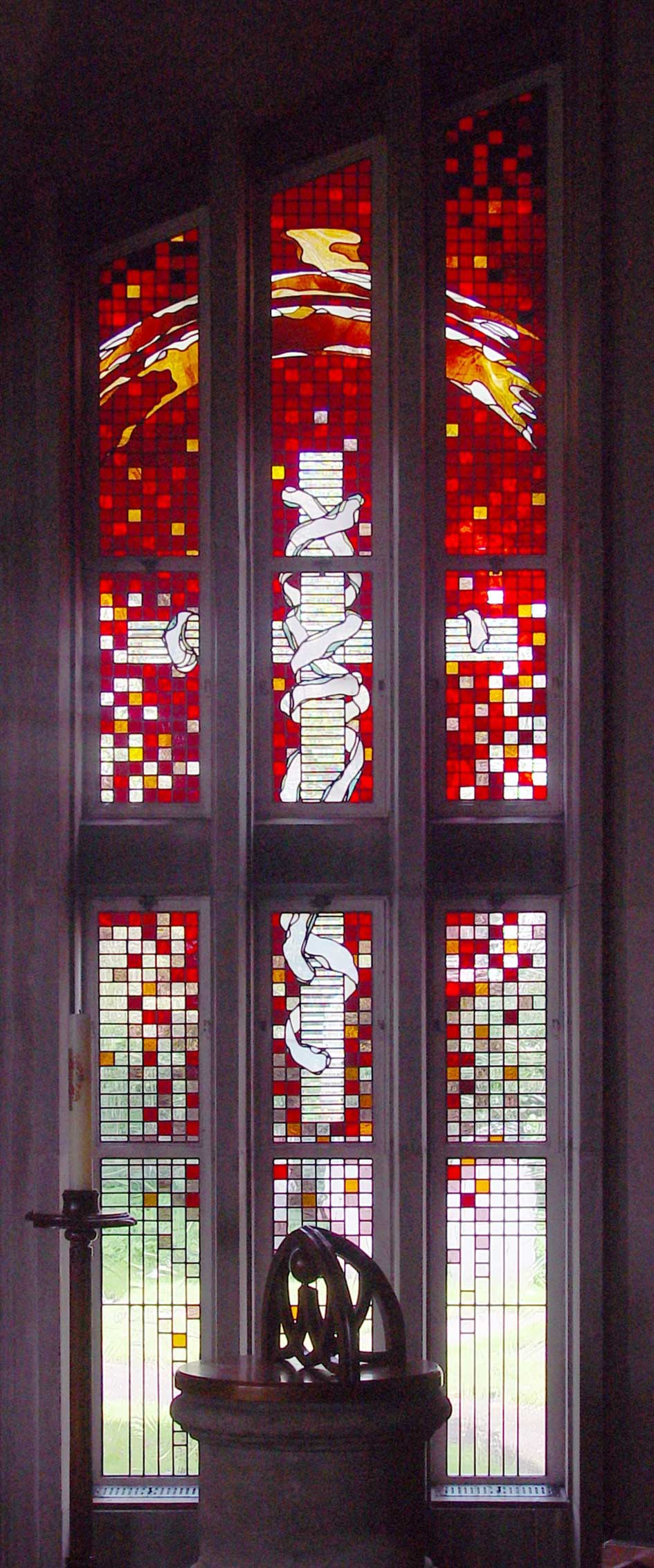 St. James Church, Birstall.
