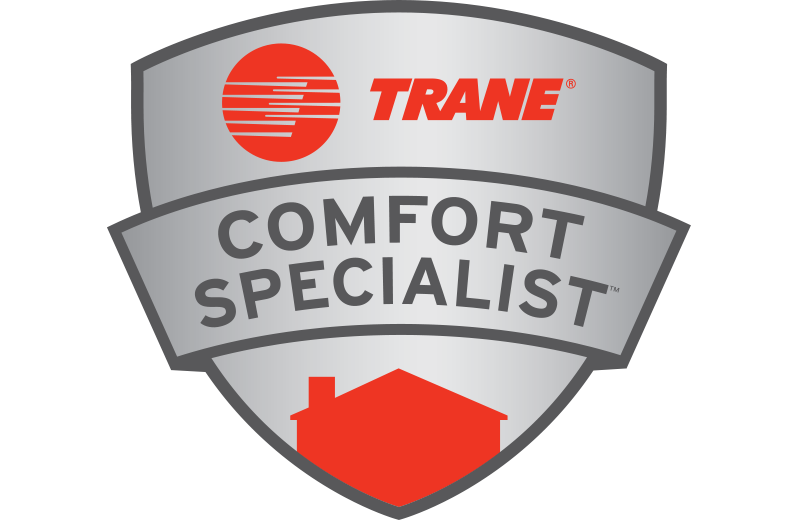 Trane comfort specialist seal