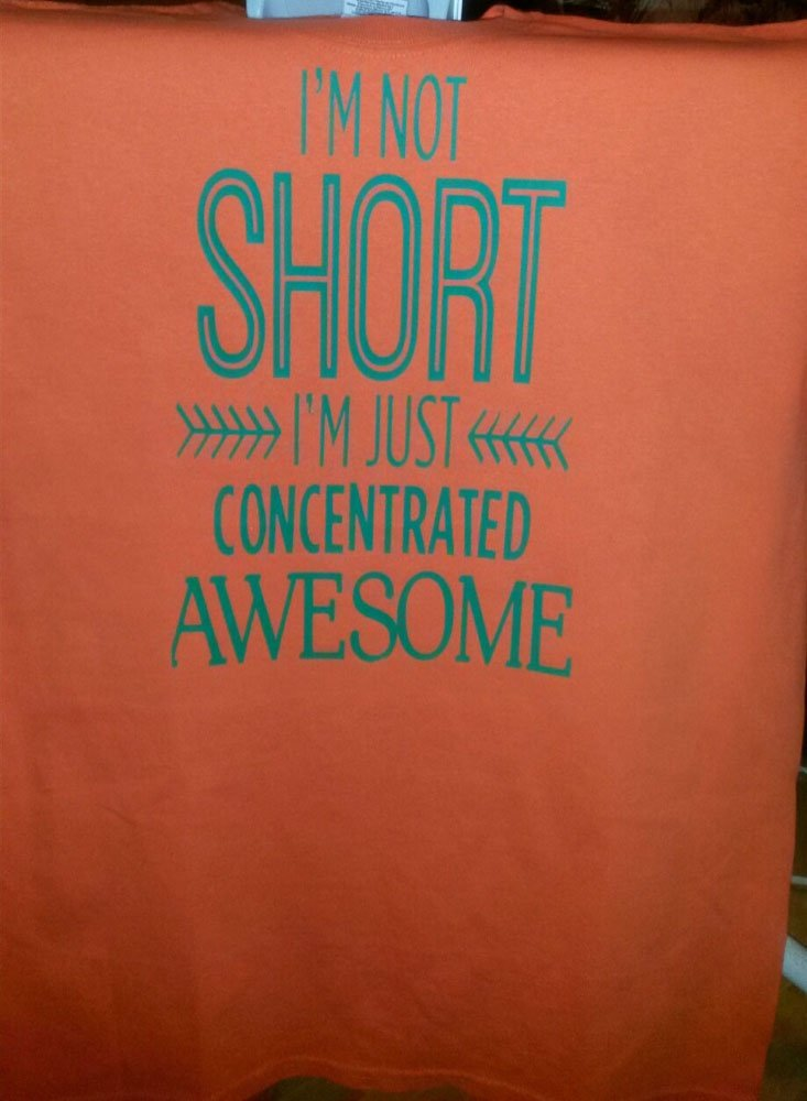 Bold statement We are not short, just concentrated awesome