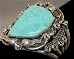 Turquoise Stone Ring 5